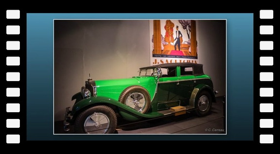 Louwman Museum Hollande 2015, Carreau 720p